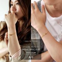 ◆信頼の日本製◆安心のメーカー直販◆  『A+ Customize』はイニシャルに誕生石を石留めして...