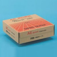 【仕様】●メーカー:伸興電線 ●型番:AE0.65×2C ●商品名:★切売販売★ AE 警報用ポリエ...