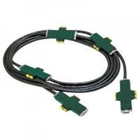 パナソニック 幹線ケーブルセット ジョイントボックス×2個 ケーブル長6m 単相3線 125 WJ54524K 気質アップ 50A 訳あり 250V