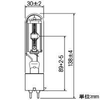 パナソニック スカイビーム 片口金 PG形 70形 透明形 色温度3100K PG12-2口金 MT70E-LW/PGN|dendenichiba|02