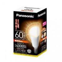 パナソニック ケース 10個セット お値打ち価格で LED電球 エバーレッズ 小形電球形 新生活 全方向タイプ Z60 S LDA8L-G-E17 W_set 電球色 E17口金 60W形相当