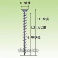 若井産業 ステンレス6mm径 SUSXM-7 ヒットビス(ナベ頭) バリューパック 6.0×80mm 35本入り HBN6080|dendenichiba|02