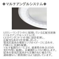 生産完了品 NEC 和風LEDペンダントライト 〜6畳用 昼光色 調光機能付 HCDA0609|dendenichiba|03