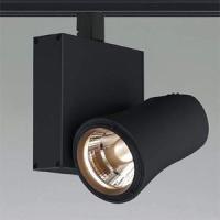 受注生産品 コイズミ照明 LEDスポットライト LED一体型 ライティングレール取付タイプ 温白色 個別調光タイプ JR12V50W相当 照度角20° ブラック XS46165L|dendenichiba