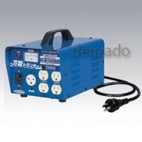 【特長】 ●現場の電源に合わせて、使用する工具に合わせて電圧を昇降圧する自在型トランスです。  【仕...