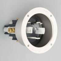 別倉庫からの配送 アメリカン電機 フランジインレット 国内正規品 引掛形 接地形3P 100A 圧着端子式 250V メタルケースタイプ 41025