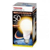 東芝 ケース販売 10個セット ブランド激安セール会場 LED電球 在庫一掃 E-CORE 一般電球形 光が広がるタイプ 電球色相当 50W_set 50W形相当 E26口金 全光束640lm LDA8L-G