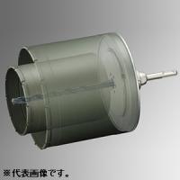 ユニカ 多機能コアドリル 換気扇用セット UR21 セール価格 Fシリーズ 複合材用 回転専用 シャンク径10mm 贈答品 口径110 UR-KF1116SD SDSシャンク 160mm