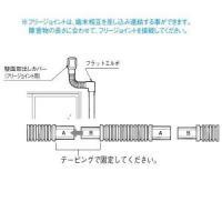 パナソニック スッキリダクト フリージョイント 60型 長さ:1000mm アイボリー DAS39601W