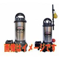 寺田ポンプ製作所 PGA-750 三相200V 汚水用水中ポンプ 要部ステンレス製 スーパーテクポン 自動 60Hz  水回り、配管