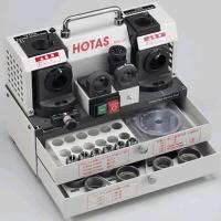 ホータス (HOTAS) MG-1H 卓上型エンドミル研磨機 ハイス用 (CBN砥石附属)|dendouki