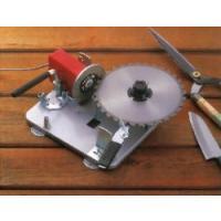 ●草刈用チップソー研磨機(230,255mmに対応) ●ハサミ・包丁の刃こぼれの修正(荒用) ●低回...