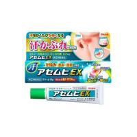 ■製品の特徴  アセムヒEXは「汗の浸入を防ぐ(タンニン酸)・抗炎症(PVA) ・かゆみ止め(ジフェ...