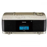 TOSHIBA  CDラジカセ  ラジオ+SD+USBメモリー+CD+カセットテープ  TY-CDX9 東芝