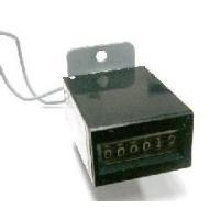 カウント容量:999999(6桁) 機能:合計(一周りでゼロに) 動作電源:12VDC印加で1カウン...