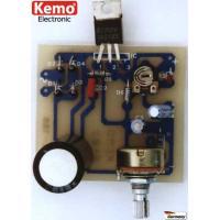 LM317を用いてポテンショメーターで出力電圧調節する  電源キット  出力電圧:約1.2 - 30...