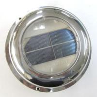・ボート等の換気扇として。。 ・ソーラーなので電源いらずです ・多結晶ソーラーセル使用で長寿命 ・モ...