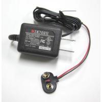 ・出力がスナップタイプなので、9V乾電池の代わりの  アダプターとして、計測器の長期の計測などに。 ...