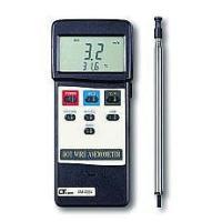 ・温度計付風速計です。 ・低レベルのエアフローの計測に最適 ・Max/Minデータ記憶 ・データホー...