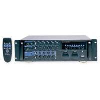 DA-3700は、自宅やメディアライブで使用することが最適な200Wデジタルカラオケミキシングアンプ...