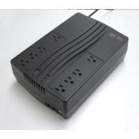 ・雷サージ付UPSコンセントx4+雷サージコンセントx4の便利なアイテム。PCの保護などに。   入...