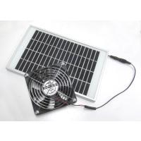 ソーラーファン(メタルケースS)-送風・排気用扇風機