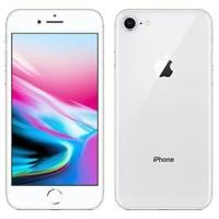 送料無料 SIMロック解除品 iPhone8 64GB  スマートフォン本体  SIMフリー  シルバー  新品未使用