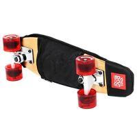●22インチサイズのミニクルージングスケートボード専用設計。