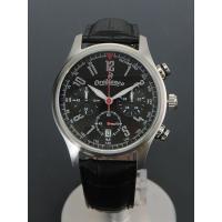オロビアンコ OROBIANCO 腕時計 メンズ タイムオラ クロノグラフ モデル ブラック 黒の文...