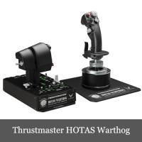 【予約販売 2月5日入荷予定】スラストマスター Thrustmaster HOTAS Warthog 輸入品 送料無料