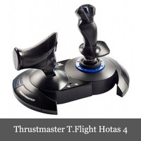 メーカー:Thrustmaster プラットフォーム:PlayStation 4 / PC