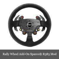 【予約販売 2月5日入荷予定】スラストマスター Thrustmaster Rally Wheel Add-On Sparco R383 Mod レーシングホイール PC/PS3/PS4/XOne 対応