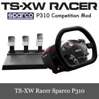 特価セール スラストマスター Thrustmaster TS-XW Racer Sparco P310 Competition Mod レーシング ホイール PC/XOne 対応 送料無料