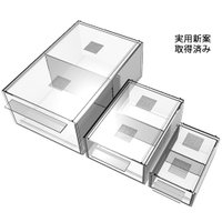 ■商品名:クリアケースZ-COM大サイズ ◎サイズ:H120×D300×W200 ◎取り外し可能なセ...