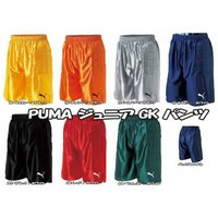 PUMA ゴールキーパーパンツ ジュニア用 ■素材:ライトトリコットサテン、ポリエステル100%■サ...