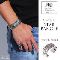 人気ブランドSBG(エスビージー)スター バングル ブレスレットの登場!独自の生産背景によって作られ...