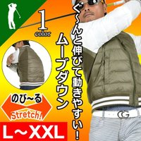 1枚であたたかい「ダウンミックス」を採用したジャケット  ●ハイクオリティーダウンミックス ●お洒落...