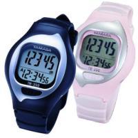 ●腕時計タイプで、使いやすく、見やすい万歩計!●ウォッチタイプの万歩計だからカロリー・歩数・距離・歩...