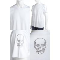 ルシアンペラフィネ lucien pellat-finet Tシャツ メンズ EVH1549 ホワイト 送料無料 LPF値下