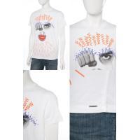 ディーゼル DIESEL Tシャツ 半袖 丸首 T-JOE-GM MAGLIETTA メンズ 00SS3U 0EADQ ホワイト