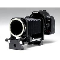 【特徴】 ・撮影倍率を自在に変えられるベローズです。ボディと標準レンズの間にベローズを入れるだけで、...