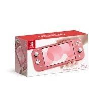 [新品] 任天堂 Nintendo Switch Lite コーラル 4902370545302 ライト 本体