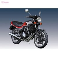 アオシマ 1/12 Honda CBX400FII プラモデル ネイキッドバイク No.35  2種...