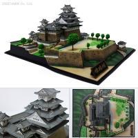 童友社 1/500 プレミアム姫路城 プラモデル  平成21年度より進められていた平成の大修理は昨年...