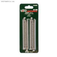 20-020 カトー KATO 直線線路124mm(4本入) Nゲージ  KATOのシステム線路『ユ...