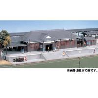 23-220 カトー KATO ローカル駅舎セット(イージーキット) Nゲージ  国鉄全盛時代の地方...