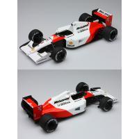 フジミ グランプリ 1/20 F1マクラーレン・ホンダMP4/6 日本グランプリ プラモデル  19...