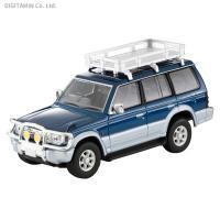 トミーテック 1/64 LV-N206a 三菱パジェロ VR オプション付(青/銀) トミカリミテッドヴィンテージ ミニカー 311201 【6月予約】