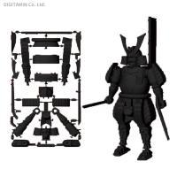 プレックス/マックスリミテッド ゴトプラ 侍 ブラックVer. GP-05BLACK プラモデル 【12月予約】