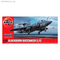 エアフィックス 1/72 ブラックバーン バッカニア S.2C X6021 プラモデル 【11月予約】